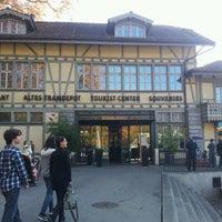 Photo taken at Altes Tramdepot by Yuri L. on 11/6/2011