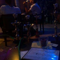 Photo taken at My Hookah Cafe by Bryan J. on 8/3/2012
