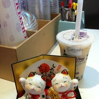 Photo taken at Chatime by 🎯TuckkaTan on 3/15/2012