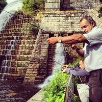 Photo taken at Croton Gorge Park by Dave O. on 6/5/2012