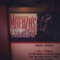 Photo taken at Mafiaoza's Pizzeria & Neighborhood Pub by Anthony W. on 6/13/2012
