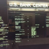 Photo taken at U.S. Bank ATM by Thomas R. on 8/17/2012