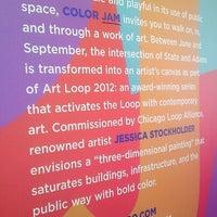 Photo taken at Color Jam by @jayelarex on 6/25/2012