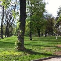 Photo taken at City Park by Valentina P. on 4/20/2012