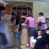 Photo taken at RoadHouse Winery by Ken W. on 5/10/2012