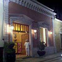 Photo taken at Rincón Maya by Kwame B. on 6/5/2012