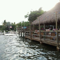 Photo taken at Old Key Lime House by Camila A. on 6/30/2012