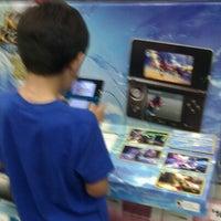 Photo taken at GameStop by Meliz B. on 6/10/2012