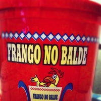 Photo taken at Frango no Balde by Marcio S. on 6/9/2012