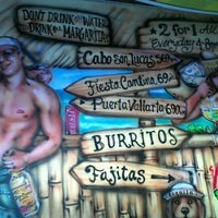 Photo taken at Fiesta Cantina by Mar V. on 7/7/2012