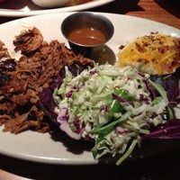 Photo taken at Wood Ranch BBQ & Grill by Jekyll H. on 7/7/2012