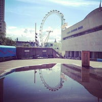 Photo taken at Southbank Centre by Nate P. on 8/26/2012