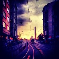 Photo taken at Doktorlar Caddesi by Cagri on 7/20/2012