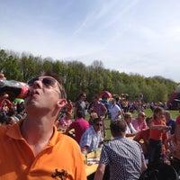 Photo taken at Manege het Fruithof by Jacqueline v. on 4/30/2012