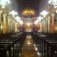 Photo taken at St. Andrew Catholic Church by Jorge G. on 7/21/2012