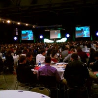 Photo taken at #CFLNBGLC by Andy @. on 2/11/2012