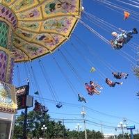 Photo taken at Adventureland Amusement Park by Binu M. on 8/29/2012