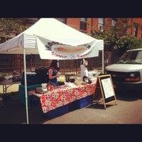 Photo taken at Grand Street Alliance Grand Slam by Rev C. on 6/3/2012