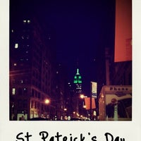 Photo taken at St. Patrick's Day 2012 by Taline E. on 3/19/2012