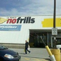 Photo taken at Christopher's No Frills by Robin C. on 4/16/2012