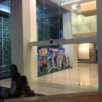 Photo taken at GMM Grammy Place by natcha t. on 8/27/2012