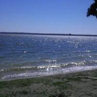 Photo taken at Windsurf Bay Park by Bruce A. on 4/21/2012