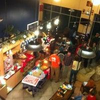 Photo taken at Moe Joe Coffee and Music House by David J. on 3/11/2012