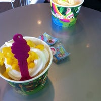 Photo taken at Menchie's by Paul R. on 1/9/2012