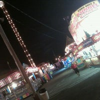 Photo taken at The Fairgrounds Nashville by Kacey K. on 9/14/2011