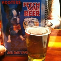 Photo taken at Hooters by Scottie M. on 3/4/2012