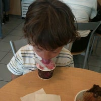 Photo taken at Marble Slab Creamery by David C. on 4/30/2012