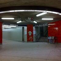 Photo taken at Finch Subway Station by Sasha B. on 1/17/2011