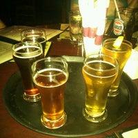 Photo taken at Clocktower Brew Pub by Josh G. on 10/8/2011