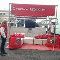 Photo taken at Vodafone Red Room Hoofddorp by Fleur S. on 12/4/2011