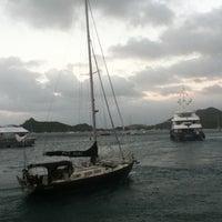 Photo taken at Simpson Bay Resort & Marina by Franck R. on 12/21/2011