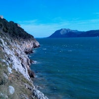 Photo taken at Santoña by Hilda I. on 12/25/2011