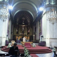 Photo taken at Catedral Metropolitana by Federico d. on 10/28/2011