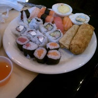 Photo taken at Ichiban Buffet by Bruce R. on 12/24/2011