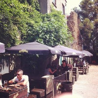 Photo taken at Strongroom Bar by Dan D. on 7/25/2012
