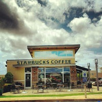 Photo taken at Starbucks by Lizzie P. on 7/21/2012