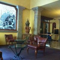 Photo taken at De Mendoza Hotel by José J. on 4/26/2012