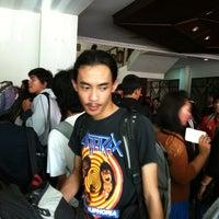 Photo taken at Hotel Matahari by Dika I. on 11/15/2011