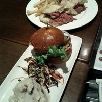 Photo taken at The Keg Steakhouse & Bar by Danielle on 1/27/2012