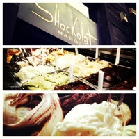 Photo taken at Shockolat by Grace H. on 2/20/2012