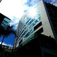 Foto tomada en Hotel San Fernando Plaza por Alexander B. el 8/19/2012