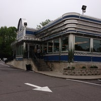 Photo taken at Blue Colony Diner by Neal C. on 5/16/2012