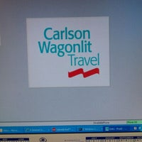 Photo taken at Carlson Wagonlit Travel by Daniel H. on 8/24/2011