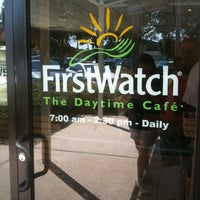 Photo taken at First Watch - Carrollwood by Josh K. on 9/3/2012