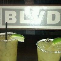 Photo taken at Blvd Kitchen & Bar by DZalumni on 11/19/2011