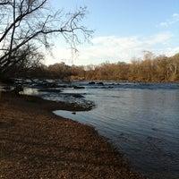 Photo taken at Riverwalk Trail by Jeff W. on 2/23/2011